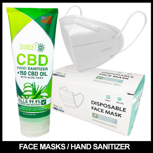 Masks / Hand Sanitizer