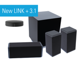 NEW LINK + 3.1 WM Series Essential Bundle