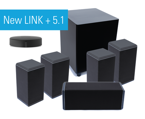 NEW LINK + 5.1 WM Series Essential Bundle