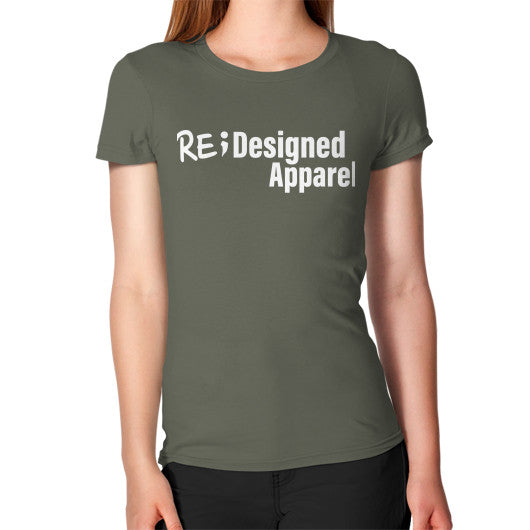 Women's T-Shirt Lieutenant RE;Designed Apparel