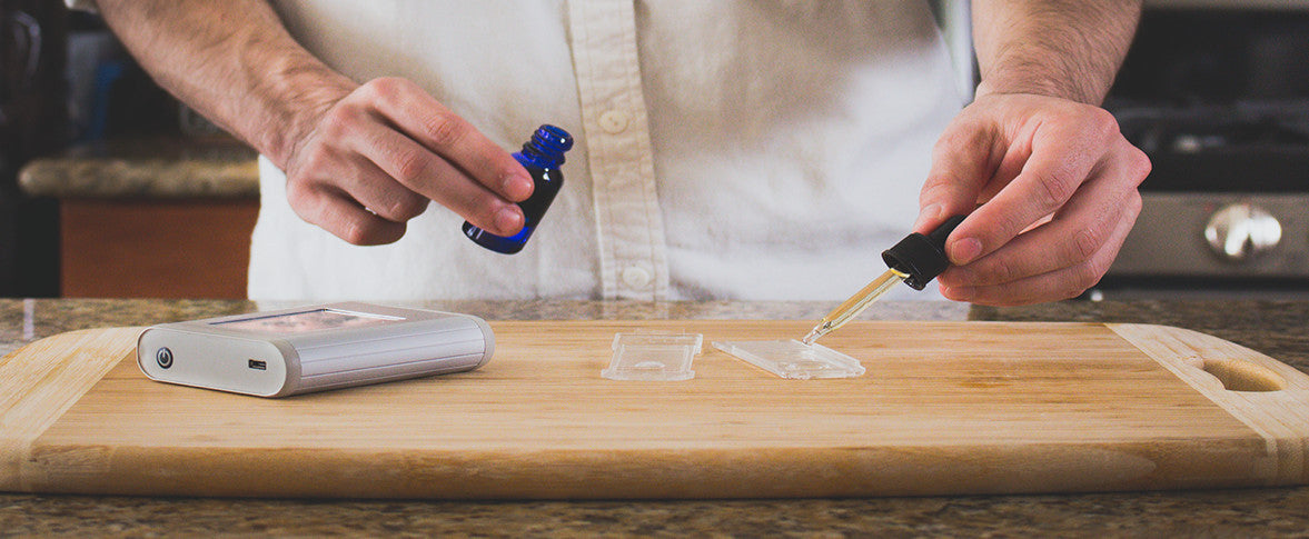 Home Infusion Potency Tester