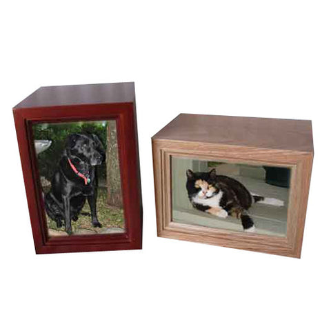 Picture Frame Urns