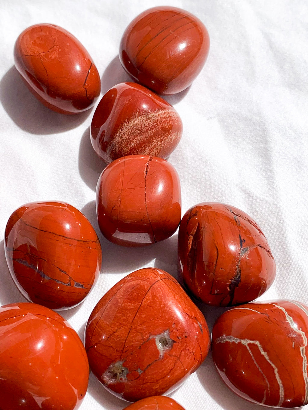 Spotlight on | Red Jasper