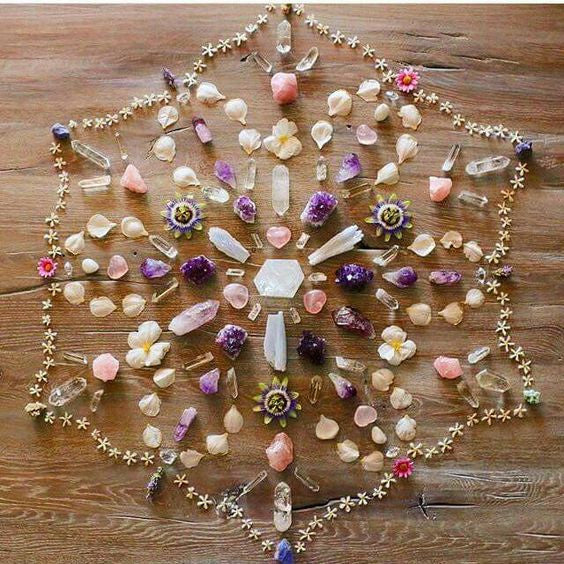 How to | Crystal Grids