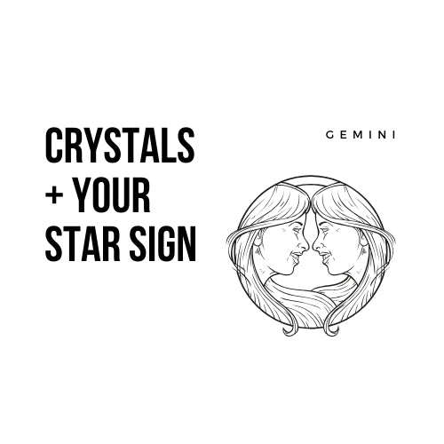 The Best Crystals for You Based on Your Star Sign | Gemini
