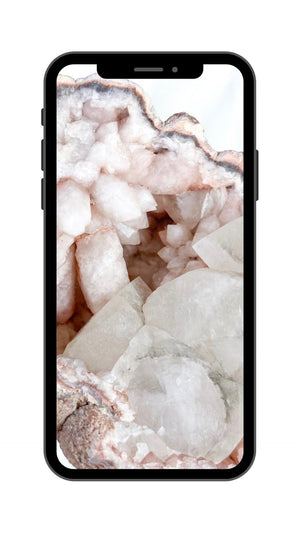 Free Download | Phone Background 14 - Unearthed Crystals