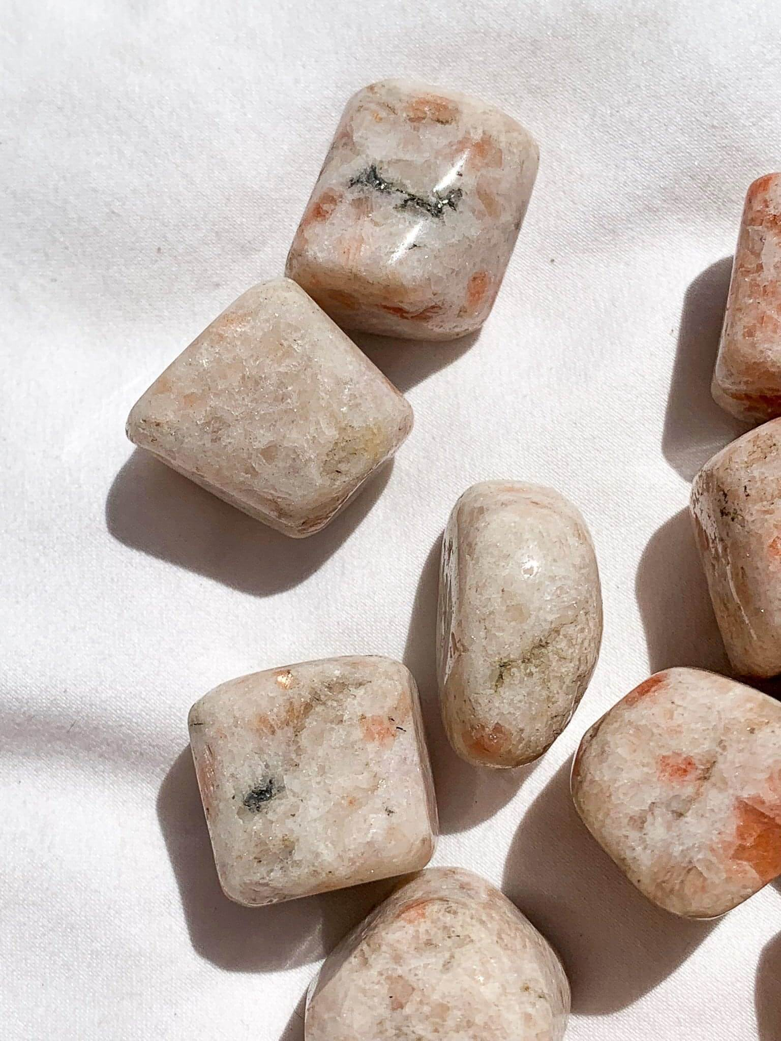 Sunstone Tumble | Small - Unearthed Crystals