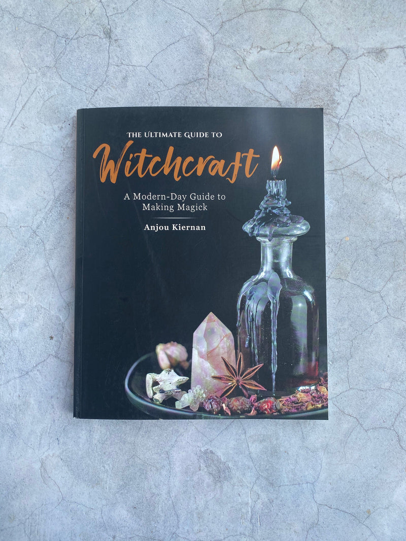 The Ultimate Guide to Witchcraft - Unearthed Crystals