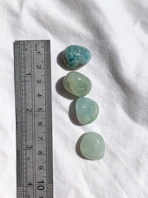 Aquamarine Tumbles (A Grade) | Small - Unearthed Crystals