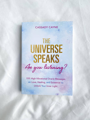 The Universe Speaks, Are you Listening? - Unearthed Crystals