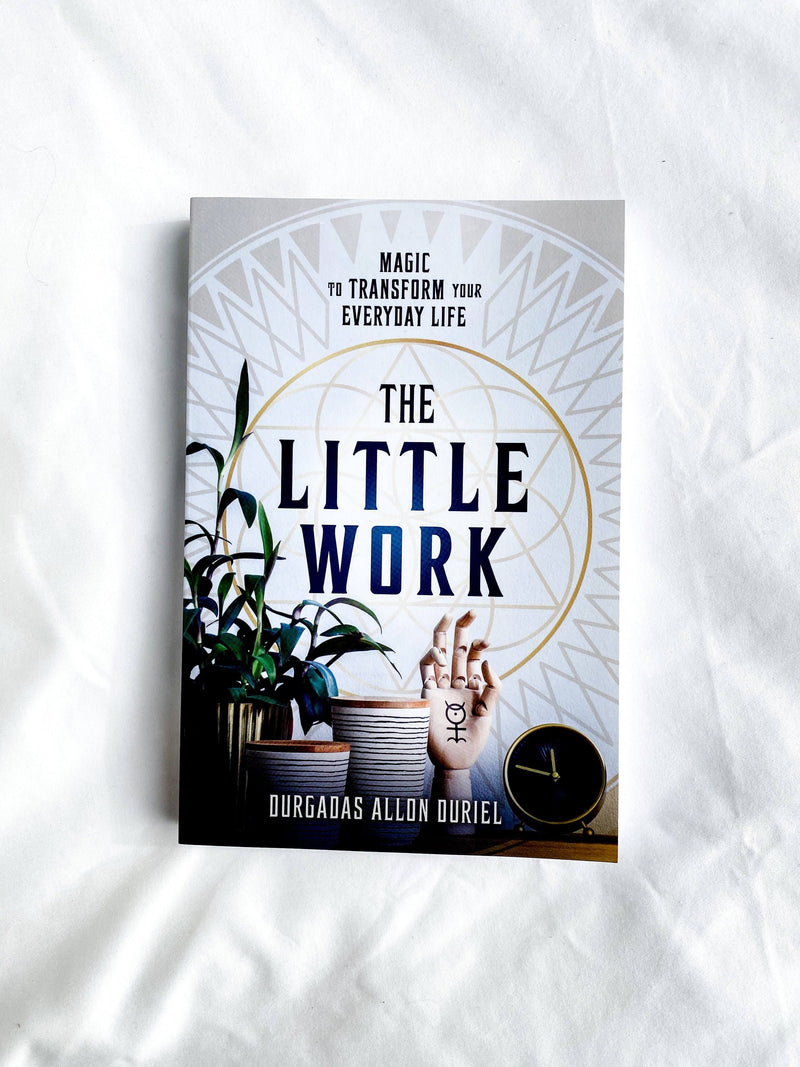 The Little Work - Unearthed Crystals