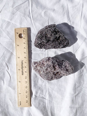 Lepidolite Rough | Large - Unearthed Crystals