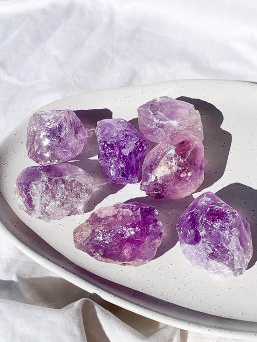 Amethyst Rough | Medium - Unearthed Crystals