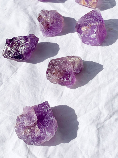 Amethyst Rough | Large - Unearthed Crystals