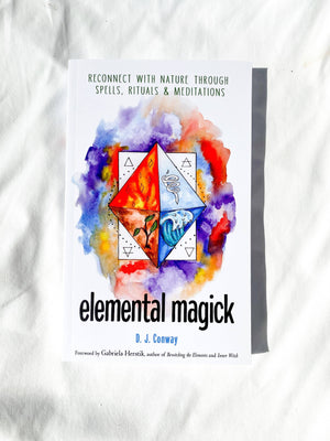 Elemental Magick - Unearthed Crystals