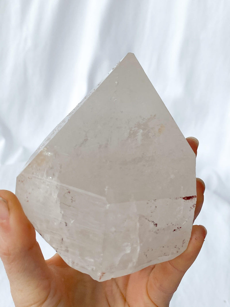 Himalayan Quartz Natural Point - Unearthed Crystals