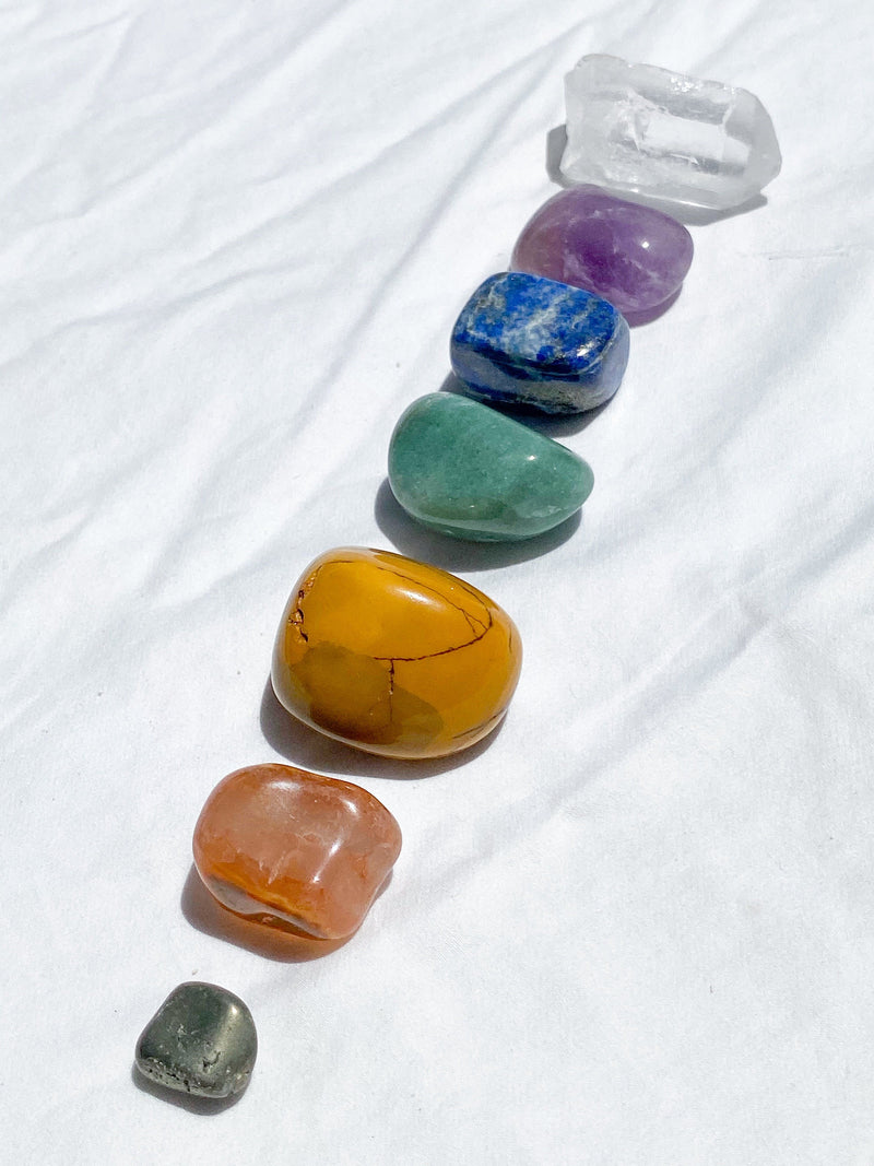 Chakra Alignment Antidote Box © - Unearthed Crystals