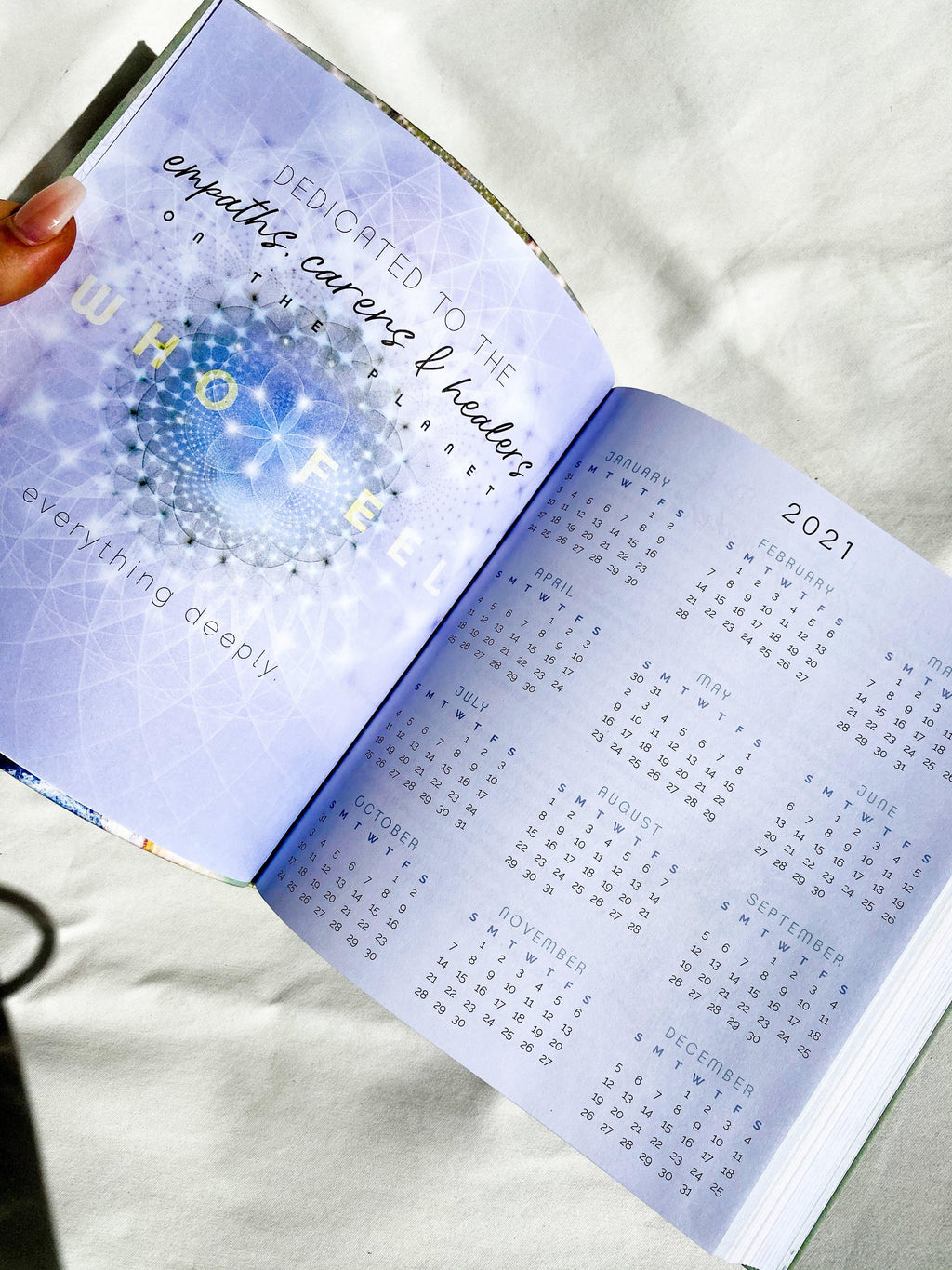 2021 Gratitude Diary - Unearthed Crystals