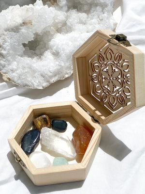 Protection Antidote Box © - Unearthed Crystals