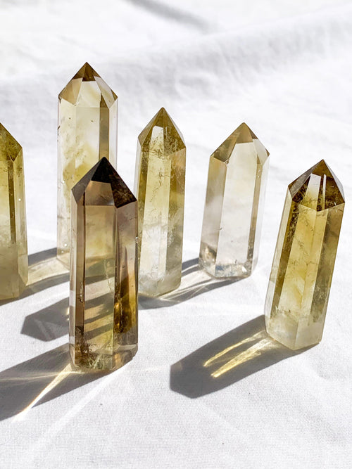 Citrine Generator | Small - Unearthed Crystals