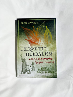 Hermetic Herbalism - Unearthed Crystals