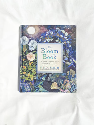 The Bloom Book - Unearthed Crystals
