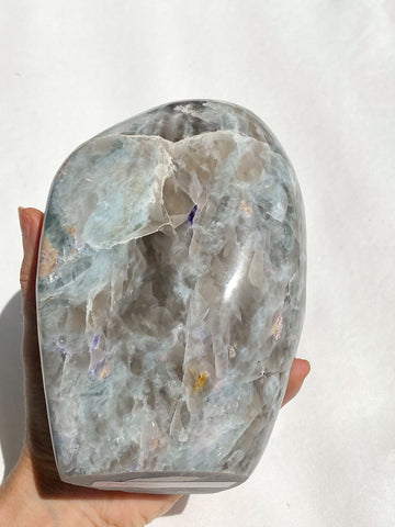 Amblygonite Rough | Medium