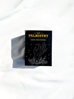 Tiny Palmistry - Unearthed Crystals