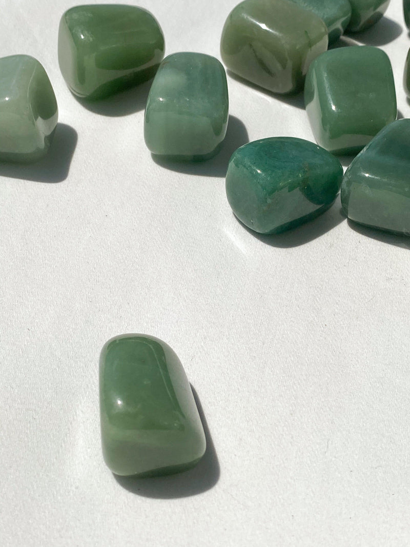 Green Aventurine Freeform | Small - Unearthed Crystals