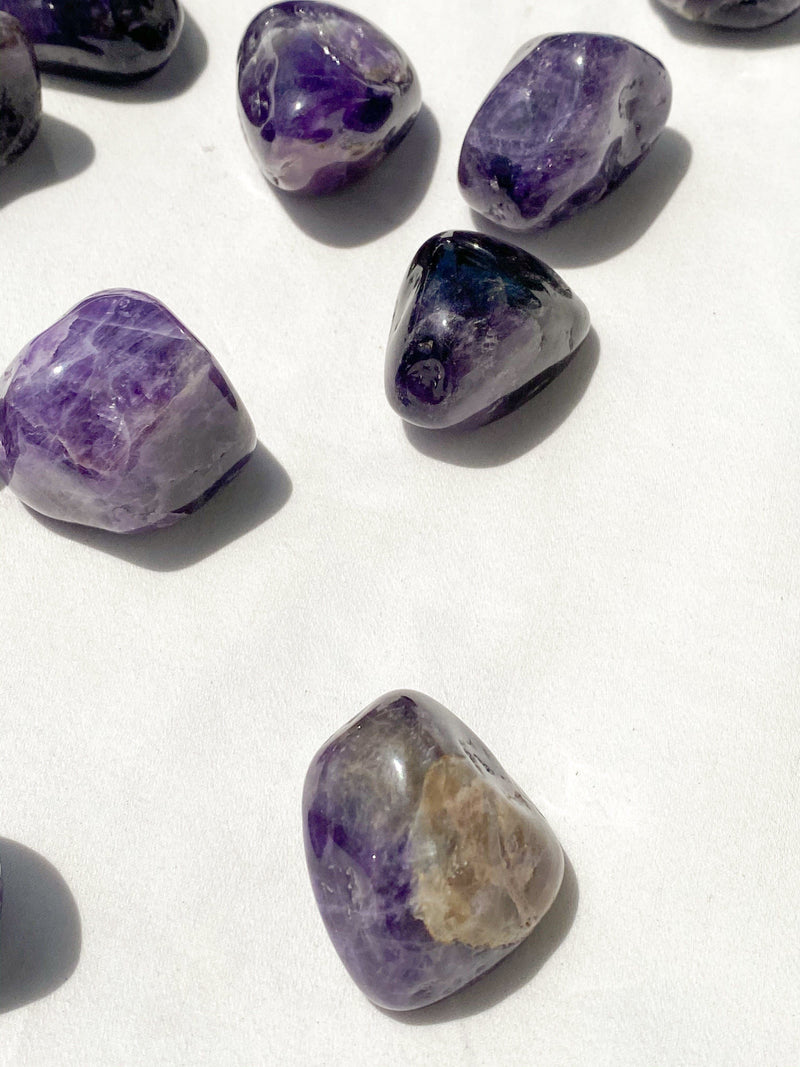 Violet Amethyst Freeform | Small - Unearthed Crystals