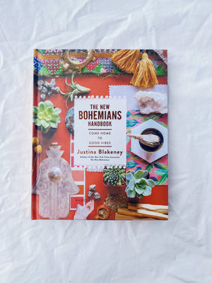 The New Bohemians Handbook - Unearthed Crystals