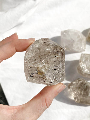 Herkimer Diamond | In The Rough | Large - Unearthed Crystals