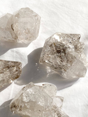 Herkimer Diamond | In The Rough | Extra Large - Unearthed Crystals