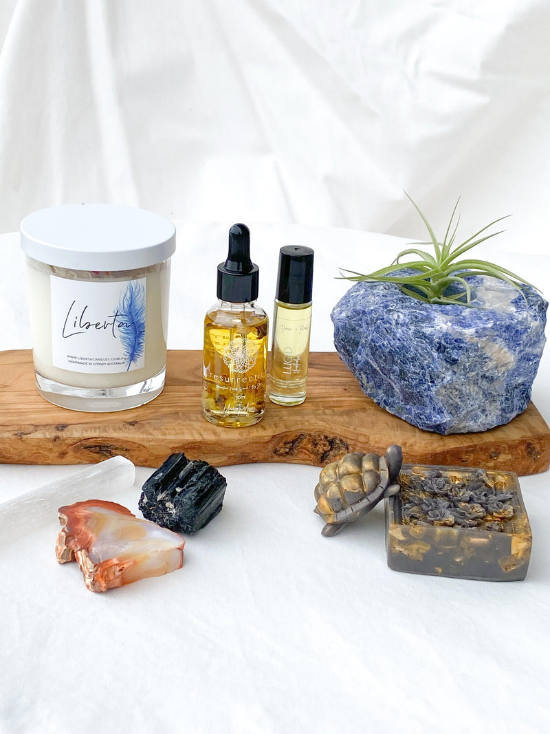 Gift Hamper | The Shaz - Unearthed Crystals