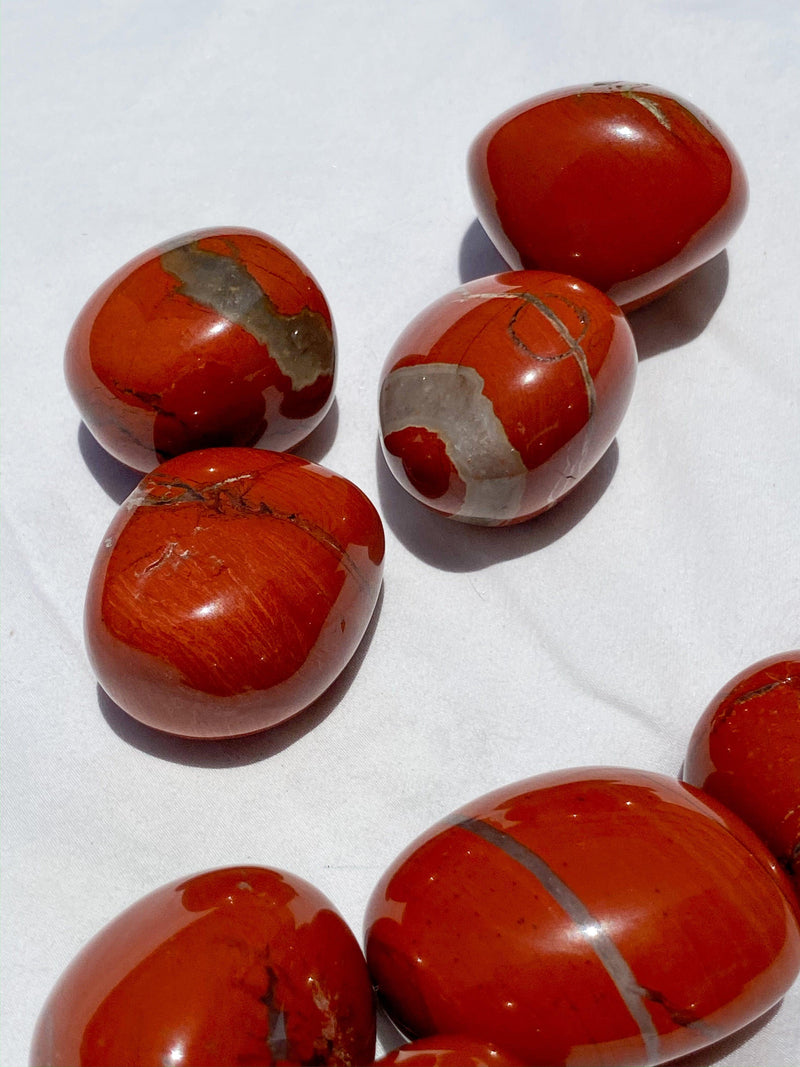 Red Jasper Freeform | Small - Unearthed Crystals