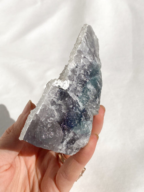 Calligaphy Stone Tumble | Large - Unearthed Crystals