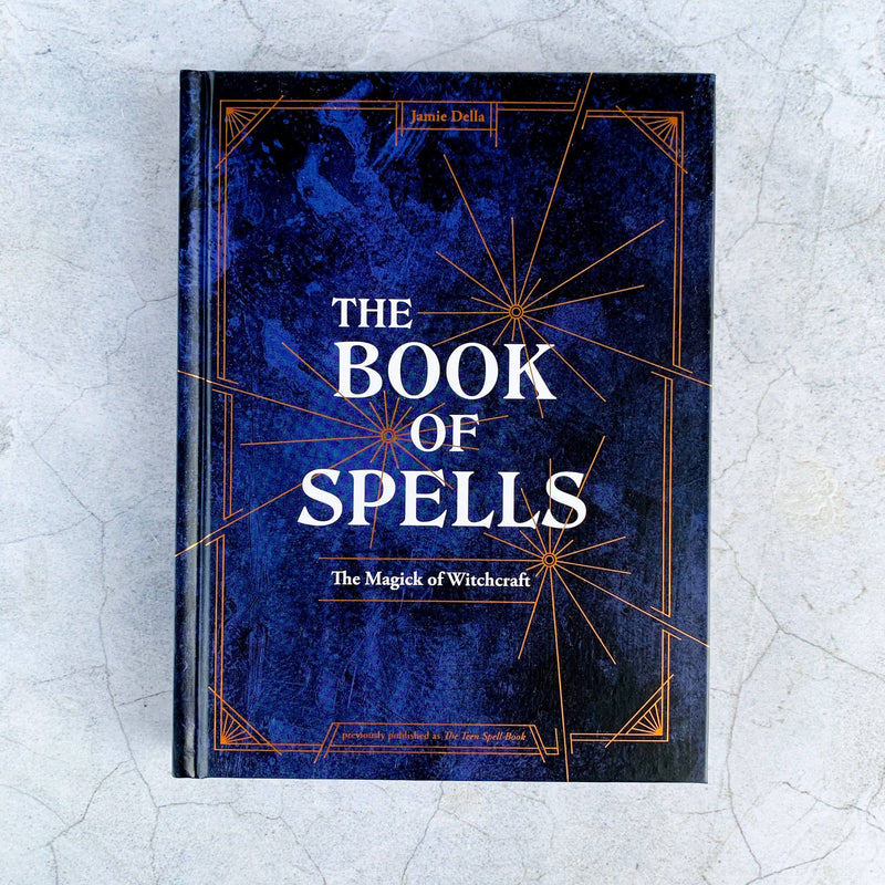 The Book of Spells - Unearthed Crystals
