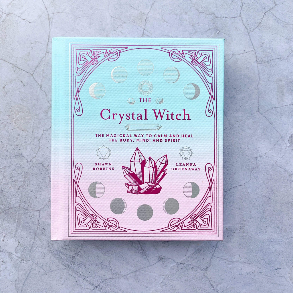 The Crystal Witch - Unearthed Crystals