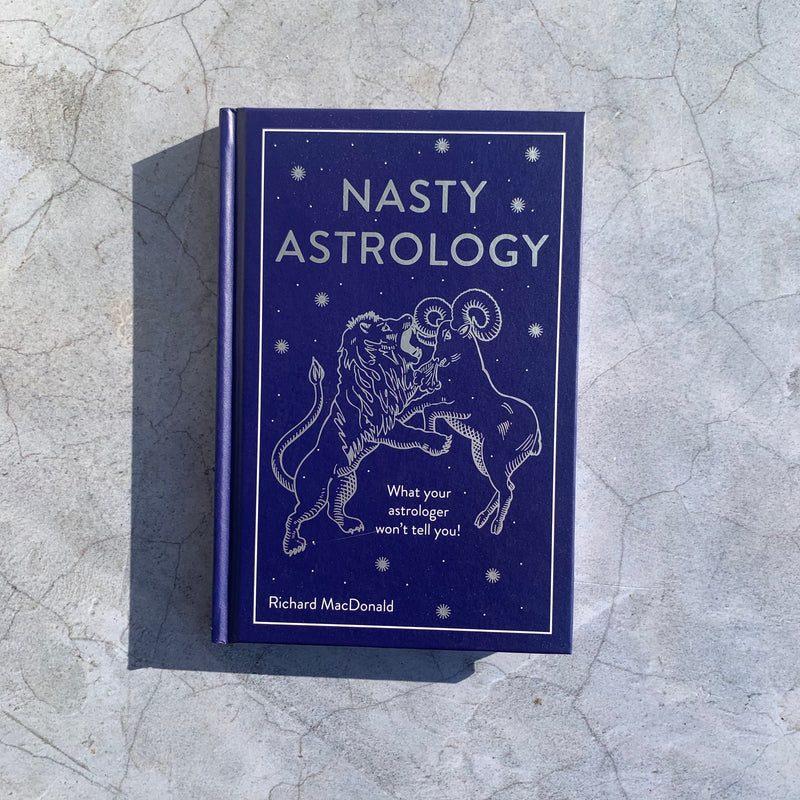 Nasty Astrology - Unearthed Crystals