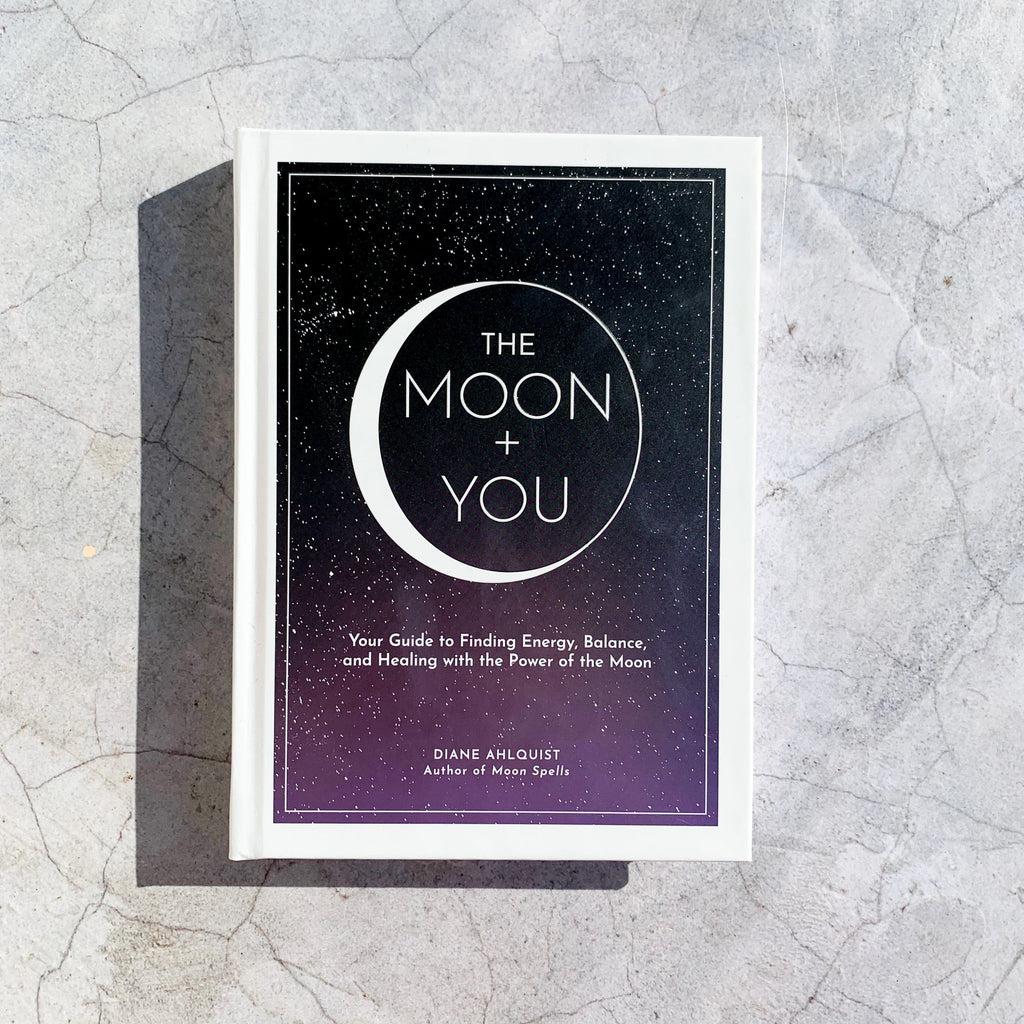 Moon + You - Unearthed Crystals
