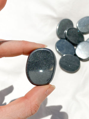 Hematite Coin | Large - Unearthed Crystals
