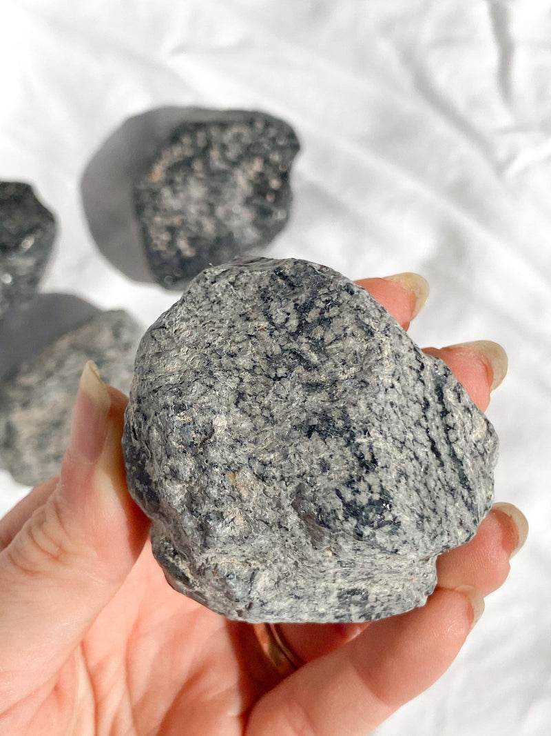 Snowflake Obsidian Rough  |  Large - Unearthed Crystals