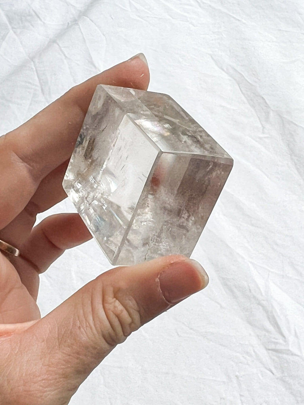 Rainbow Fluorite Tumbles | Medium - Unearthed Crystals