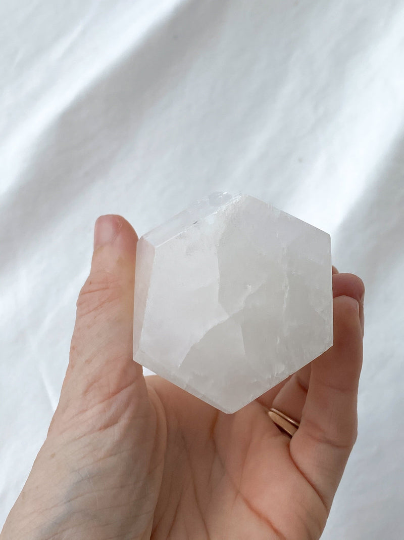 Clear Quartz Generator - Unearthed Crystals