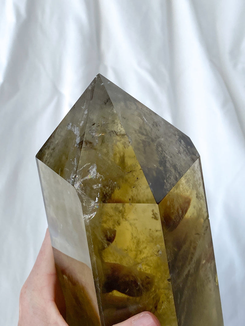 Citrine Generator - Unearthed Crystals
