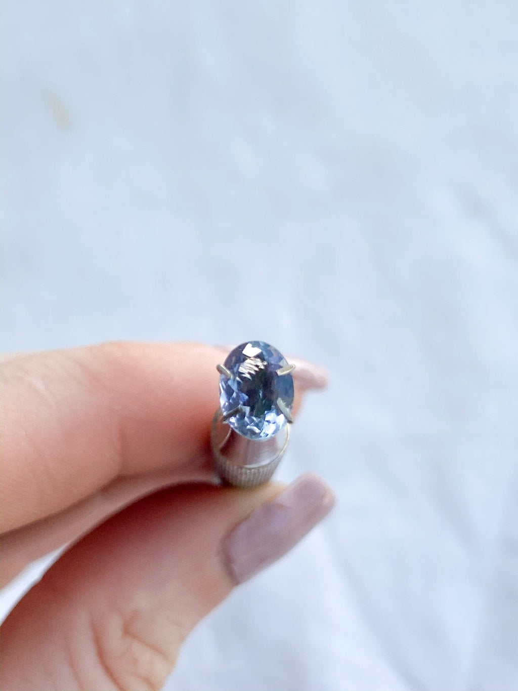 Tanzanite | Oval Cut | 0.925ct - Unearthed Crystals