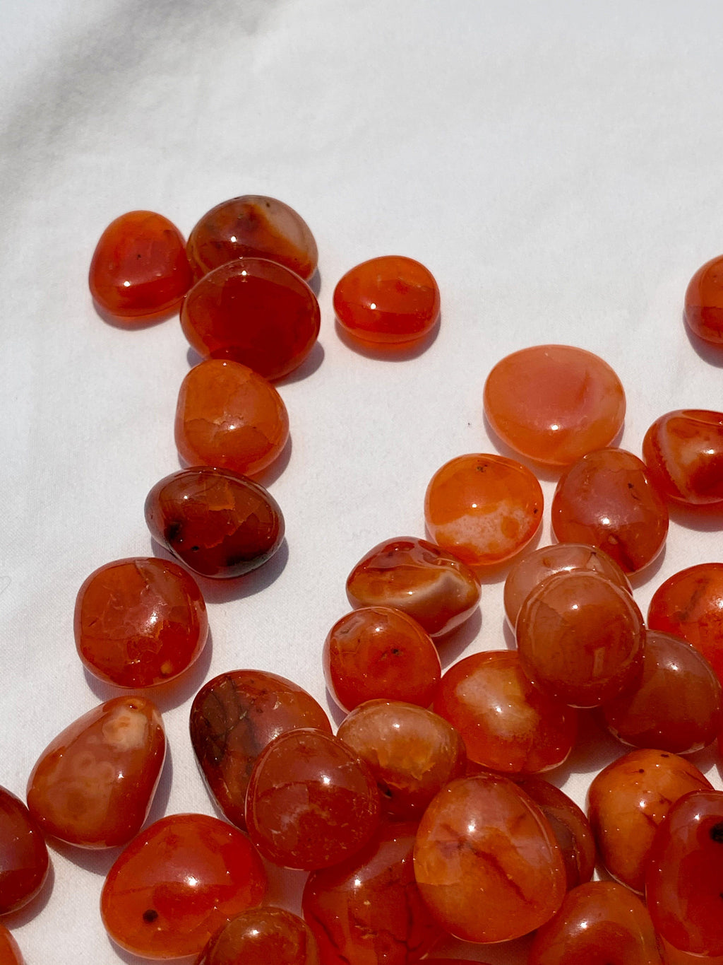 Carnelian Tumble | Mini - Unearthed Crystals