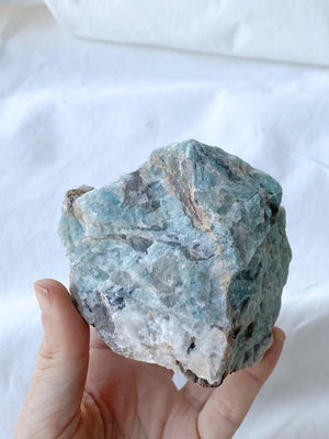 Amazonite Rough - Unearthed Crystals