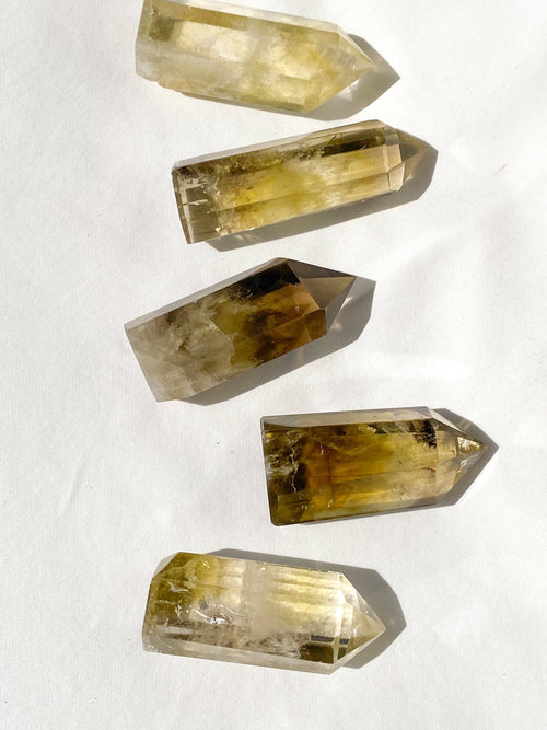 Citrine Generator | Large - Unearthed Crystals