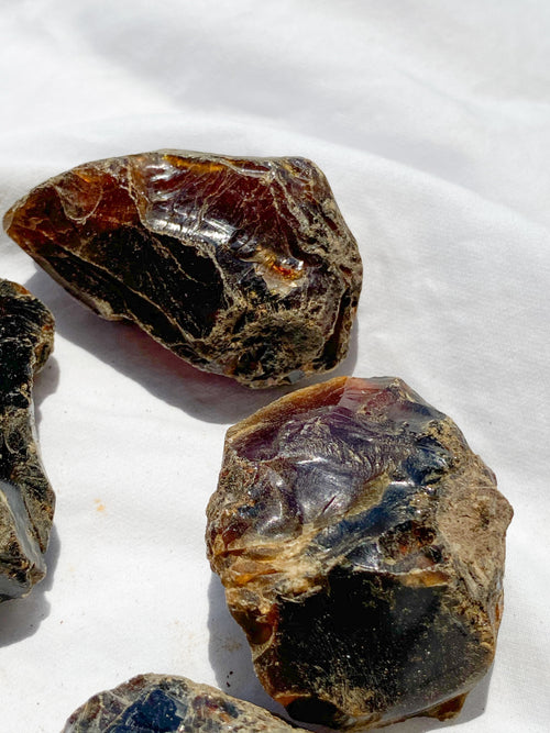 Amber Rough | Large - Unearthed Crystals